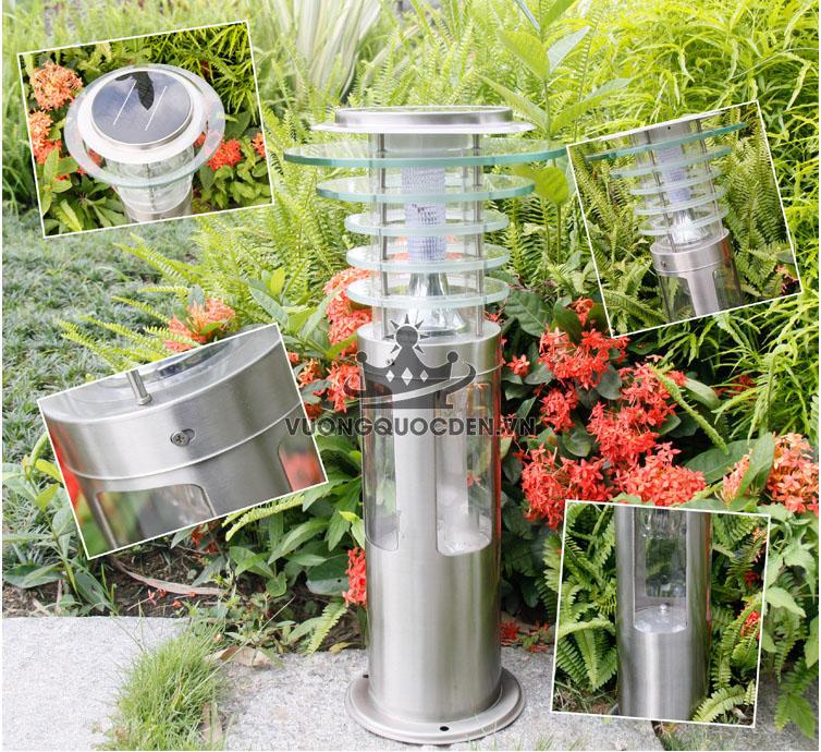 Dưới đây là 3 mẫu đèn năng lượng mặt trời cao cấp xứng đáng có trong không gian sân vườn của gia đình bạn.