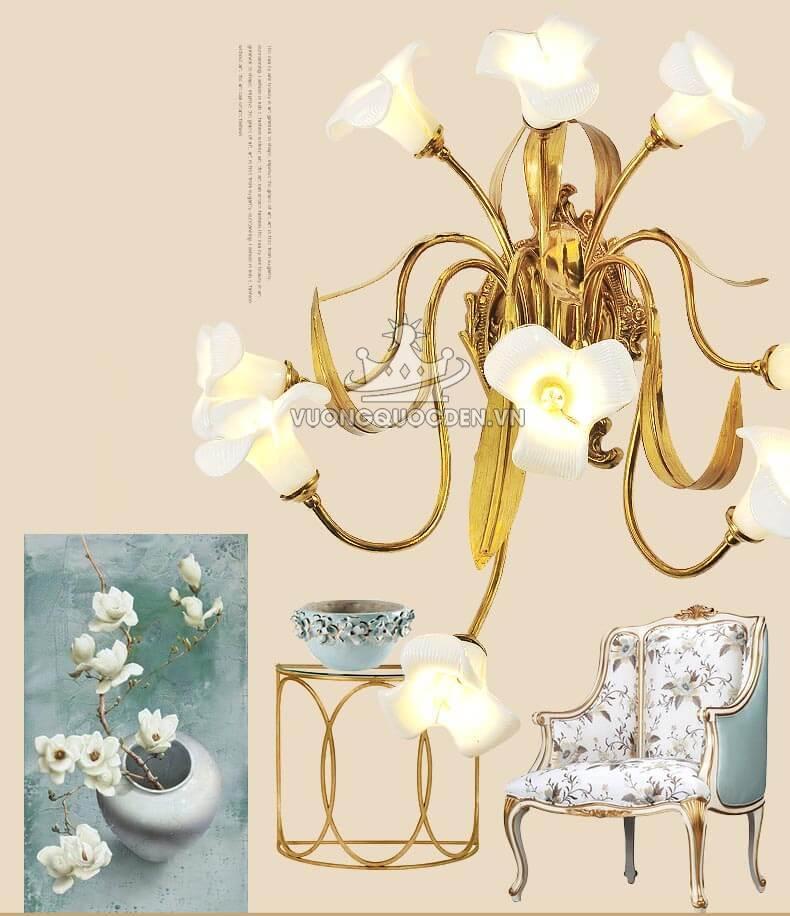 Bỏ túi kinh nghiệm chọn đèn trang trí cho phòng khách nhỏ