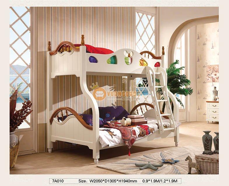 Phòng ngủ cho 2 bé trai 12 tuổi tiện nghi