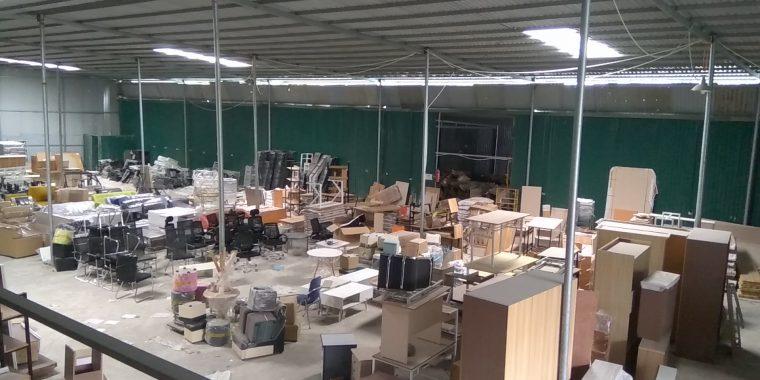 Mua nội thất văn phòng tại kho của Lương Sơn là giải pháp tối ưu chi phí