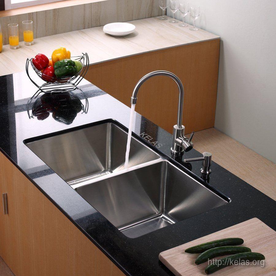 Chậu rửa bát có nhiều hình dáng, tùy vào từng nhu cầu mà chọn ra mẫu chậu hợp lý
